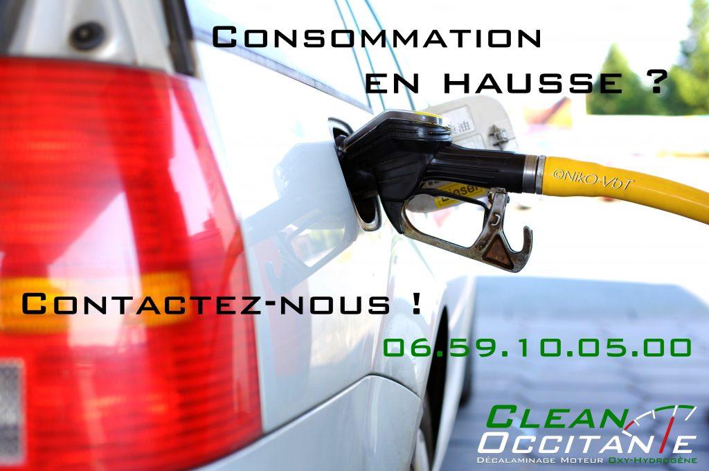 faire économies de carburant avec décalaminage